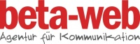 Logo: beta-web GmbH